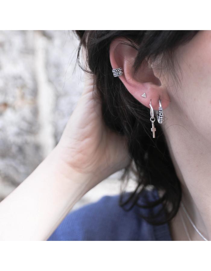 PENDIENTES LAGO EAR CUFF