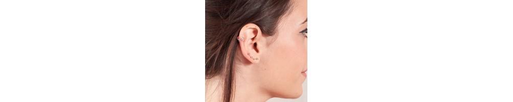 TREPADORES Y EAR CUFF